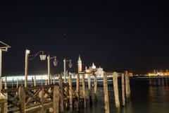 Venezia i vår Arkivfoto