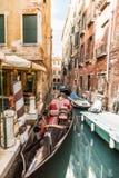 Venezia i vår Arkivbild