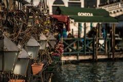 Venezia i vår Royaltyfri Fotografi