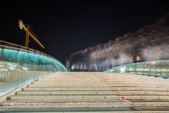 Venezia i vår Arkivfoton