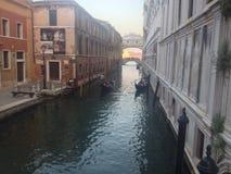 Venezia Italië Stock Foto