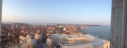 Venezia Italië Royalty-vrije Stock Afbeelding