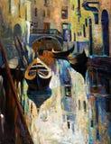 Venezia, Italia royalty illustrazione gratis