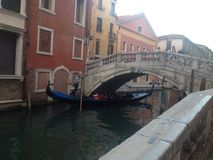 Venezia Italia Foto de archivo libre de regalías