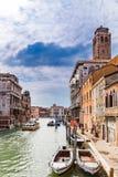 Venezia/Italia Immagini Stock Libere da Diritti
