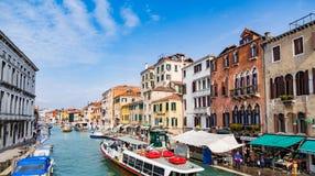 Venezia/Italia Fotografie Stock Libere da Diritti