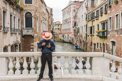Venezia in Italia Immagine Stock