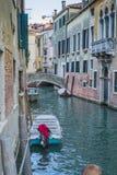 Venezia in Italia immagini stock libere da diritti