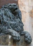 Venezia, Italia - 27 aprile 2017: La tomba di Daniele Manin dal lato nord del Th della basilica San Marco a Venezia, Italia immagine stock