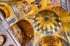 Venezia, Italia - basilica San Marco immagini stock libere da diritti
