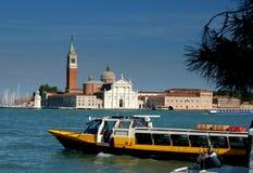 Venezia, Italia: Chiesa di San Giorgia Maggiore fotografia stock libera da diritti