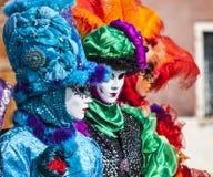 Gente travestita Fotografie Stock Libere da Diritti