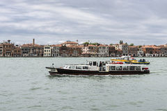 Venezia Italia, isola di lido Fotografie Stock