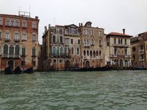 Venezia italiana Fotografia Stock Libera da Diritti