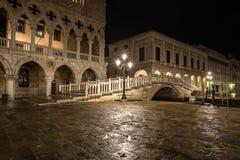 Venezia. L'Italia. Fotografia Stock Libera da Diritti