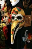 Venezia: Mascherina tradizionale bella di carnevale immagine stock libera da diritti