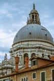 Venezia nel punto di vista di San Simeone Piccolo Immagine Stock
