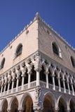 Venezia, palazzo del Doge Immagini Stock Libere da Diritti