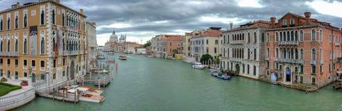 Venezia panoramica Immagine Stock