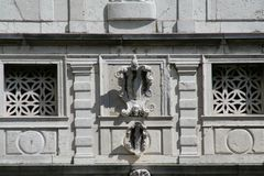 Venezia, ponte dei sospiri fotografia stock