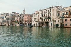 Venezia port obraz stock