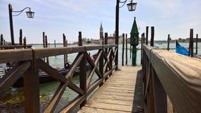 Venezia in primavera Fotografia Stock Libera da Diritti