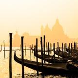 Venezia romantica, Italia Fotografie Stock Libere da Diritti