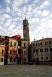 Venezia - Santa Stefano Immagini Stock Libere da Diritti