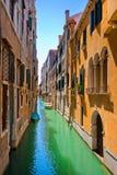 Venezia scenica Immagini Stock Libere da Diritti