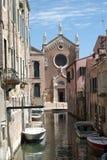 Venezia_scorcio1 Stock Afbeelding