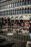 Venezia in spring Royalty Free Stock Photo