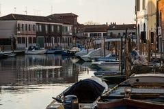 Venezia in spring Stock Images
