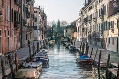 Venezia in spring Stock Photo