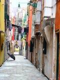 Venezia ulica Obrazy Stock