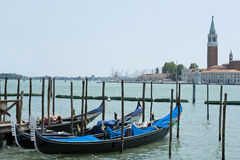 Venezia - vista a Isola Della Giudecca Fotografia Stock Libera da Diritti