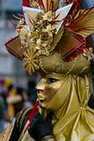 Venezian maska 11 Fotografia Stock