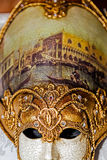 Venezian maskering 7 Royaltyfria Foton