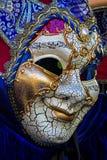 Venezian maskering 5 Arkivfoton