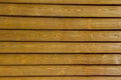 Venezianas de madeira da parede imagens de stock