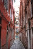 Veneziane de Calli Photos stock