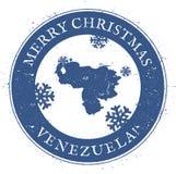 Venezuela, Bolivarian Republic of map. Stock Photography