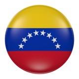 Venezuela button Royalty Free Stock Image