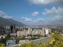 Venezuela - Caracas Este foto de archivo