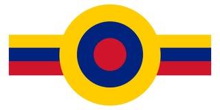 Venezuela country roundel stock image
