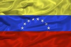 Venezuela flag 3 Stock Image