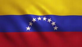 Venezuela Flag Royalty Free Stock Images