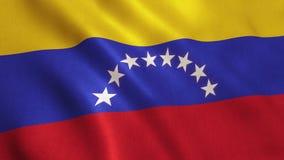 Venezuela Flag Royalty Free Stock Image
