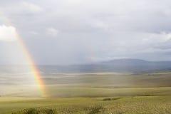 Venezuela Rainbow royalty free stock photography