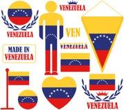 Venezuela. Vector illustration (EPS 10 vector illustration