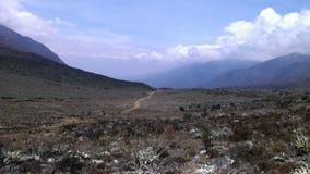 The Venezuelan Andes royalty free stock photo